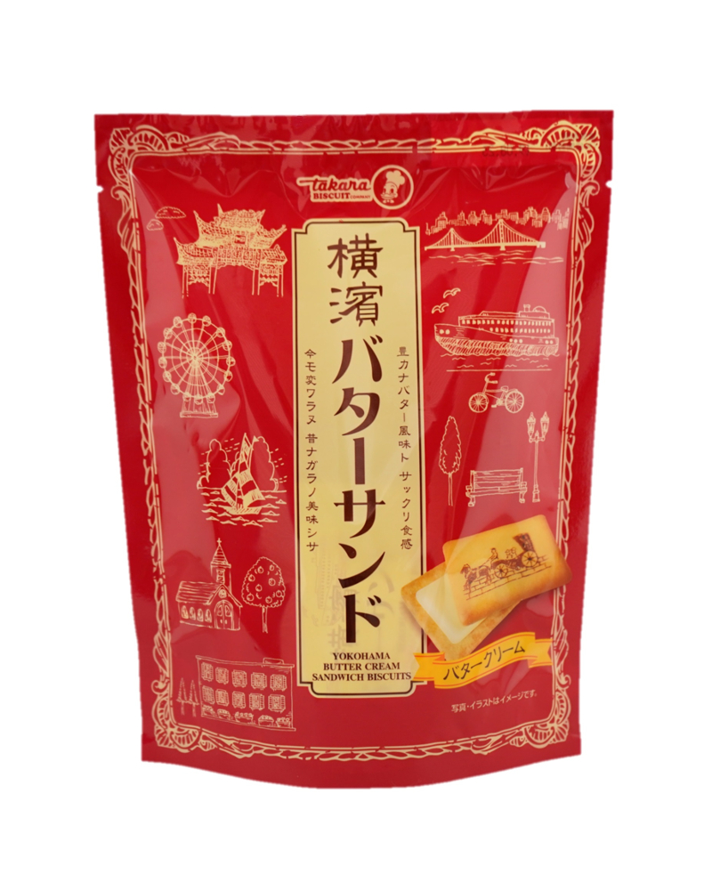 バター サンド 横浜